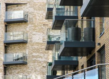 Thumbnail 1 bed flat for sale in Canary Point, Marine Wharf East, Surrey Quay