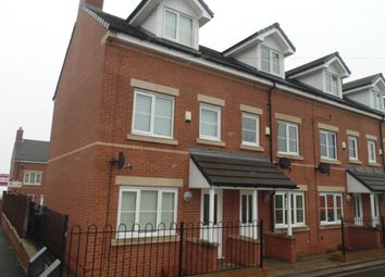 Thumbnail 3 bed town house to rent in Embleton Street, Seaham