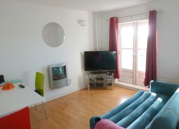 Thumbnail 2 bed flat for sale in Caroline Place, Stonehouse, Plymouth