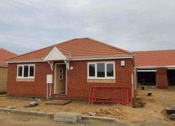 Thumbnail 2 bed detached bungalow for sale in Caraway Drive, Bradwell, Great Yarmouth