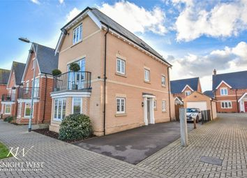 Thumbnail 4 bed detached house for sale in Braeburn Road, Great Horkesley, Colchester, Essex