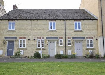 Thumbnail 2 bed terraced house to rent in Elmhurst Way, Carterton, Oxfordshire