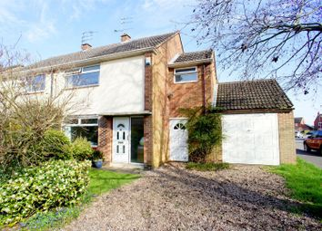 Thumbnail 3 bedroom semi-detached house to rent in Yates Avenue, Aston On Trent, Derby