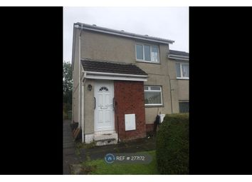 Thumbnail 1 bed flat to rent in Hazel Avenue, Dumbarton