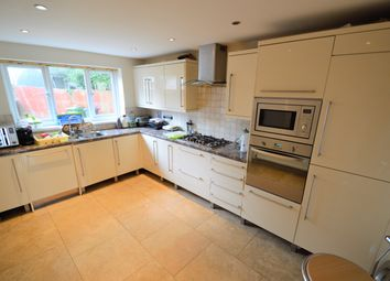 Thumbnail 4 bedroom detached house to rent in Fidlas Road, Llanishen