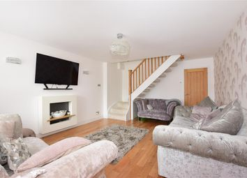 Thumbnail 4 bed semi-detached house for sale in Tyne Close, Lords Wood, Chatham, Kent