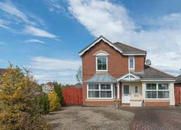 Thumbnail 4 bed detached house for sale in Ossian Drive, Murieston, Livingston