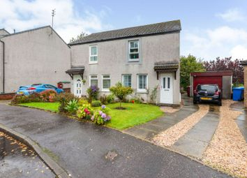 Thumbnail 2 bed semi-detached house for sale in Medwin Gardens, East Kilbride