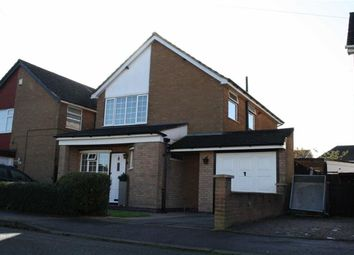 Thumbnail 3 bed detached house for sale in Prince Albert Drive, Glenfield, Leicester