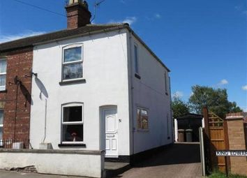 Thumbnail 2 bed end terrace house for sale in King Edward Street, Sleaford, Lincolnshire