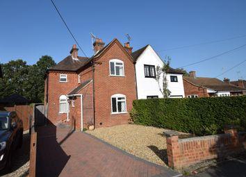 Coronation Road, Yateley GU46. 3 bed semi-detached house