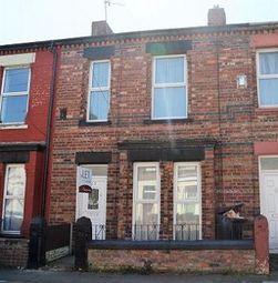 Thumbnail 2 bed terraced house to rent in Tudor Road, Birkenhead
