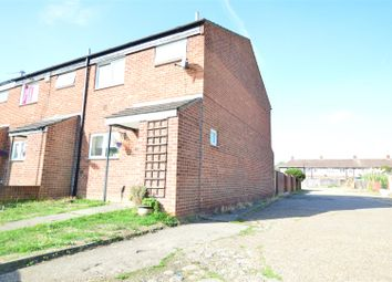 Thumbnail 3 bed end terrace house to rent in Greenside, Slough