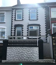 Thumbnail 3 bed terraced house to rent in Wood Rd, Treforest, Pontypridd