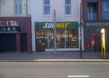 Thumbnail Retail premises for sale in London Road, Liverpool