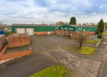 Thumbnail Light industrial to let in Nix's Hill, Alfreton