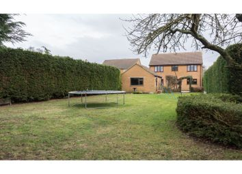 Thumbnail 4 bed detached house for sale in Broadway, Peterborough