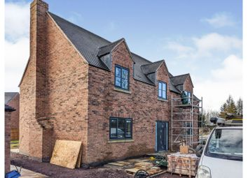 Thumbnail 4 bed detached house for sale in Chapel Lane, Norton In Hales, Market Drayton