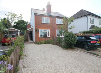Thumbnail 3 bed cottage to rent in Sunnyside Cottage, Basingstoke Road, Reading