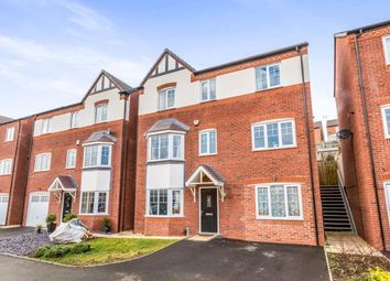 Thumbnail 4 bedroom detached house for sale in Caban Close, Birmingham, West Midlands