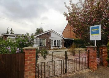 Thumbnail 3 bed bungalow for sale in Watton, Thetford, Norfolk
