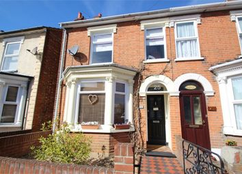Thumbnail 3 bed semi-detached house for sale in Faraday Road, Ipswich, Suffolk