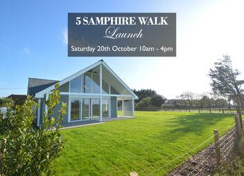 Thumbnail 3 bed detached house for sale in Forelands Field Road, Bembridge