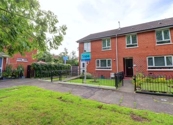 Thumbnail 4 bed end terrace house for sale in Inverwood Gardens, Belfast