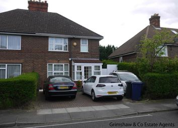 Thumbnail 4 bed semi-detached house for sale in Norman Way, West Acton, London