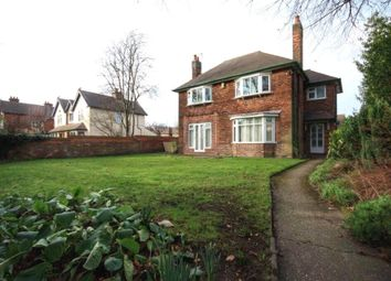 Thumbnail 4 bedroom detached house for sale in Burlington Road, Nottingham, Nottinghamshire