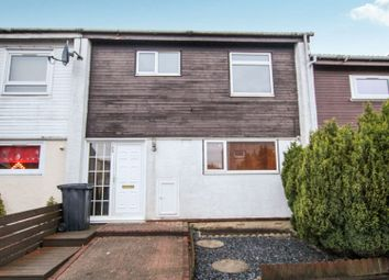 Thumbnail 3 bed terraced house for sale in Sandpiper Drive, Glasgow