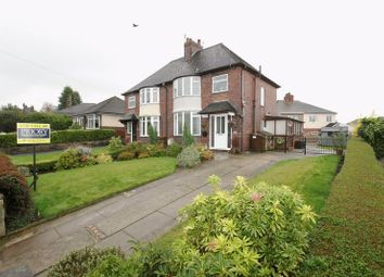 Thumbnail 3 bed semi-detached house for sale in Woodhouse Lane, Biddulph, Stoke-On-Trent