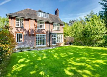 Thumbnail 6 bed detached house to rent in Heath Drive, London