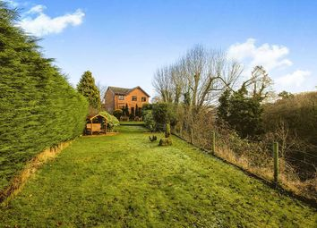 Thumbnail 4 bed detached house for sale in The Crossings, Hoghton, Preston