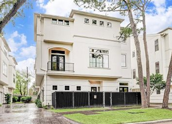 Thumbnail 3 bed town house for sale in Houston, Texas, 77027, United States Of America