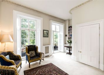 Thumbnail 5 bedroom terraced house for sale in Royal Crescent, London