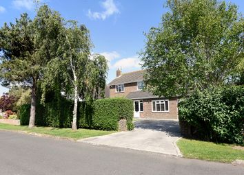 Thumbnail 5 bed detached house for sale in Sea Avenue, Sea Estate, Rustington