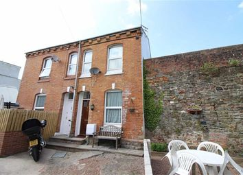 Thumbnail 3 bedroom semi-detached house to rent in Connaught Place, Barnstaple, Devon