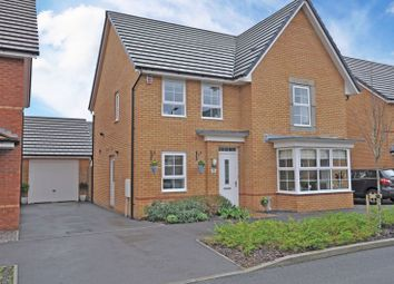 4 bed detached house for sale in High-Spec Family House, River Reach, Newport NP10