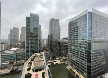 Thumbnail 1 bed flat to rent in 10 Park Drive, Canary Wharf