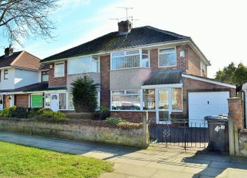Thumbnail 3 bedroom semi-detached house for sale in Coronation Road, Lydiate, Liverpool