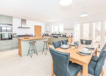 Thumbnail 4 bed detached house for sale in Littleton Meadows, South Littleton, Evesham