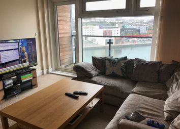 Thumbnail 2 bed flat to rent in Kings Road, Marina, Swansea