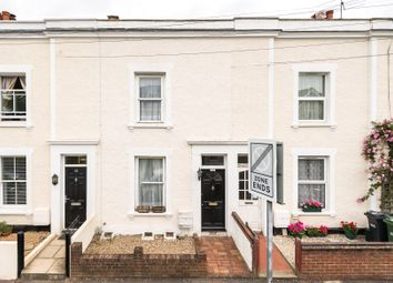Thumbnail 3 bed terraced house for sale in Warren Road, Reigate, Surrey