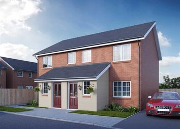 Thumbnail 2 bed semi-detached house for sale in New Road, Pontarddulais, Swansea