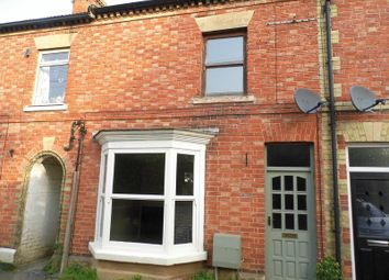 Thumbnail 2 bed terraced house to rent in Elm Terrace, Bourne