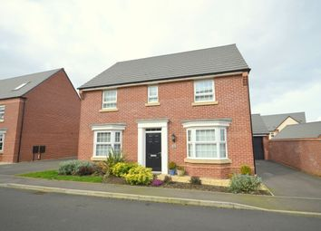 Thumbnail 4 bed detached house to rent in Garner Lane, Earls Barton, Northampton