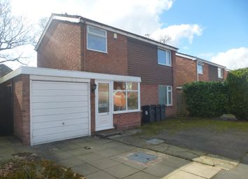Thumbnail 3 bed property to rent in Overton Close, Hall Green, Birmingham