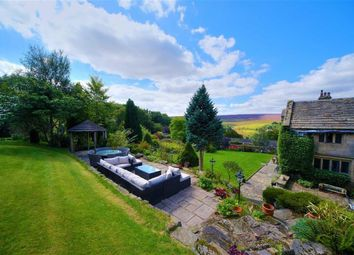 Thumbnail 6 bed detached house for sale in Sugworth Hall, Sugworth, Bradfield Dale