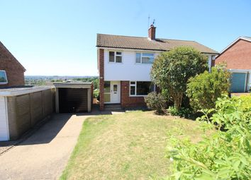 Thumbnail 3 bed semi-detached house to rent in Stiles Road, Arnold, Nottingham
